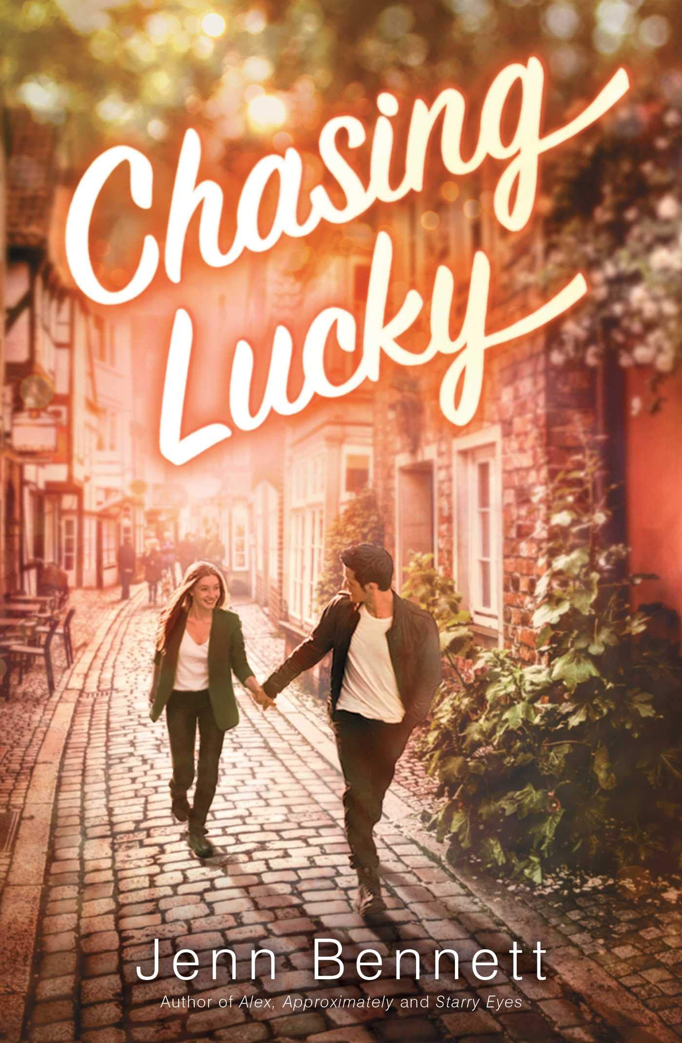 Book Review: Chasing Lucky by Jenn Bennett
