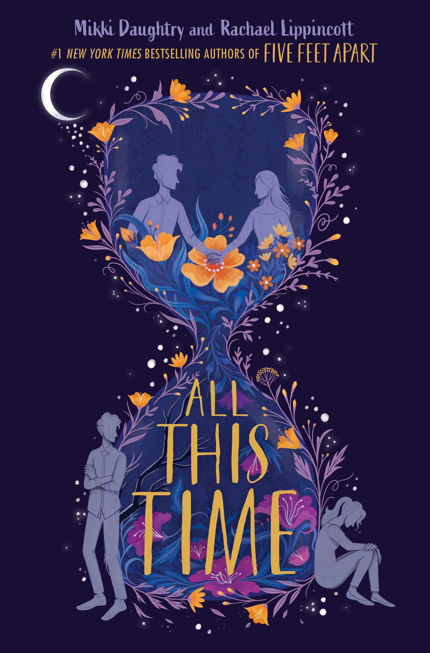 Book Review: All This Time by Mikki Daughtry and Rachael Lippincott