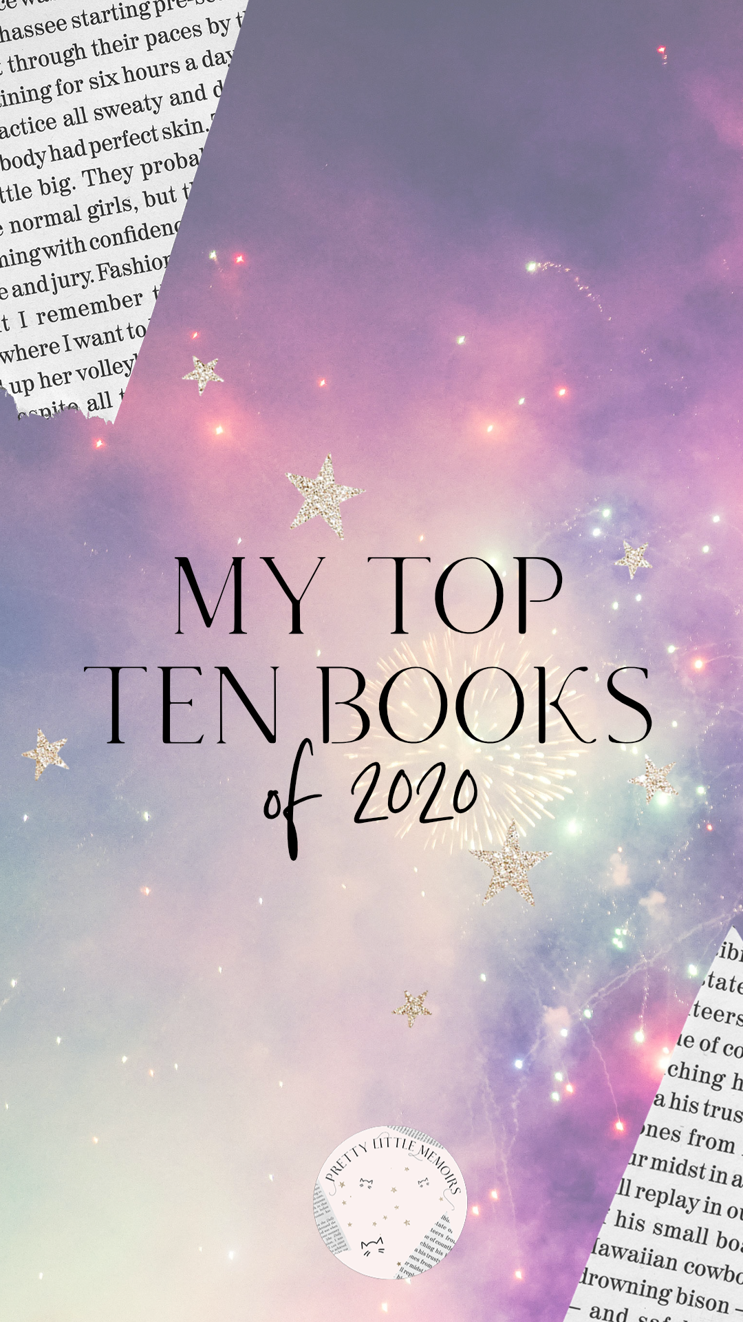 My Top 10 Favourite Books of 2020: YA & Adult Edition