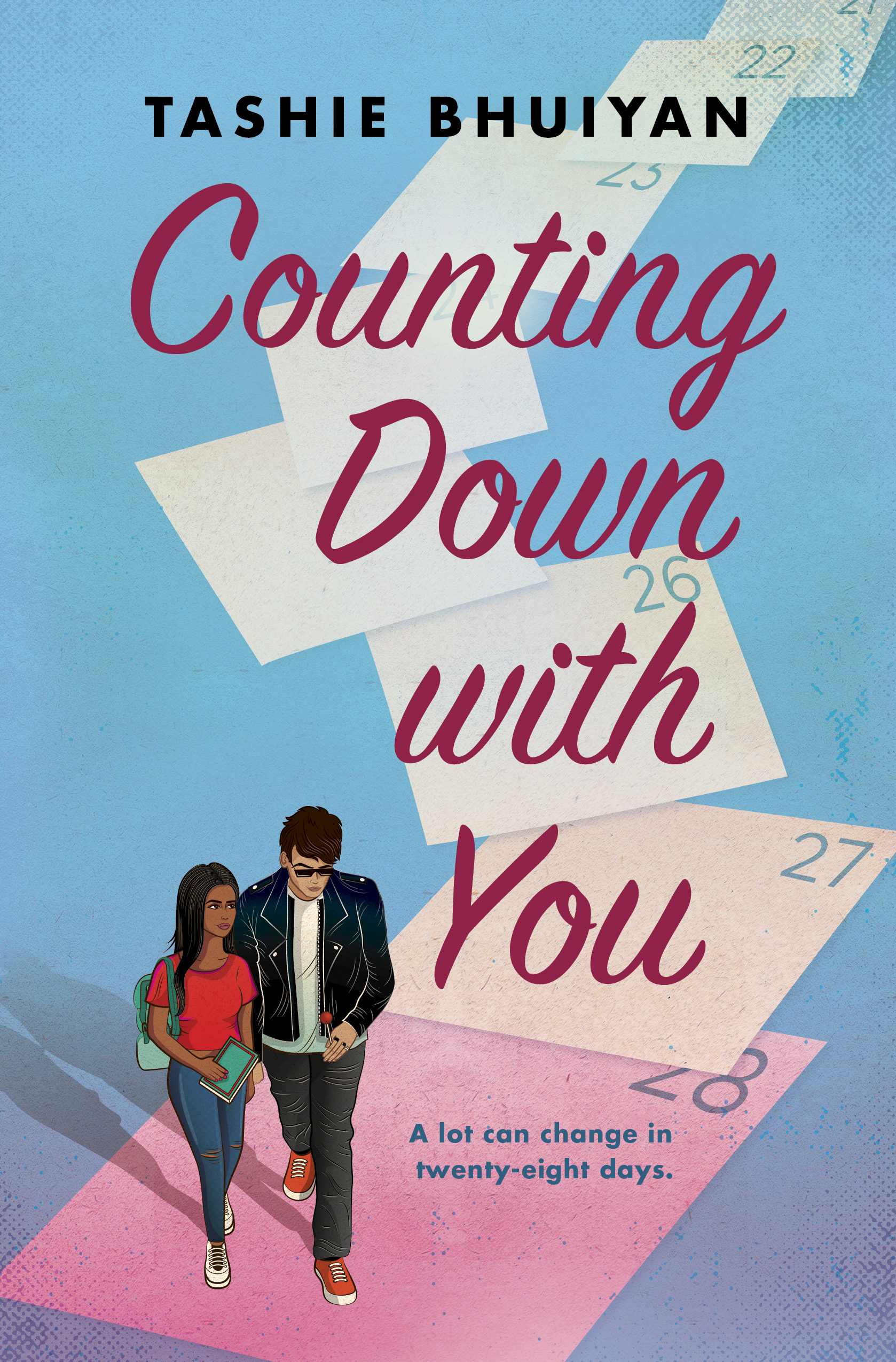 Book Review: Counting Down with You by Tashie Bhuiyan
