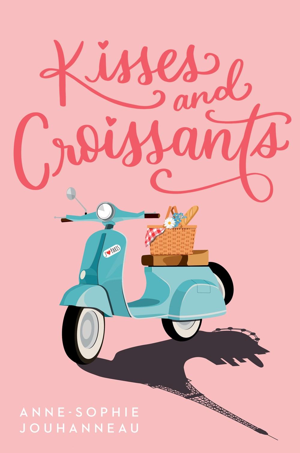 Book Review: Kisses & Croissants by Anne-Sophie Jouhanneau