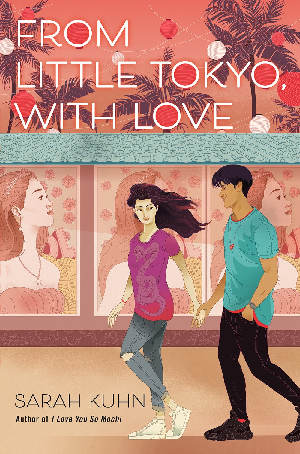 Book Review: From Little Tokyo, with Love by Sarah Kuhn