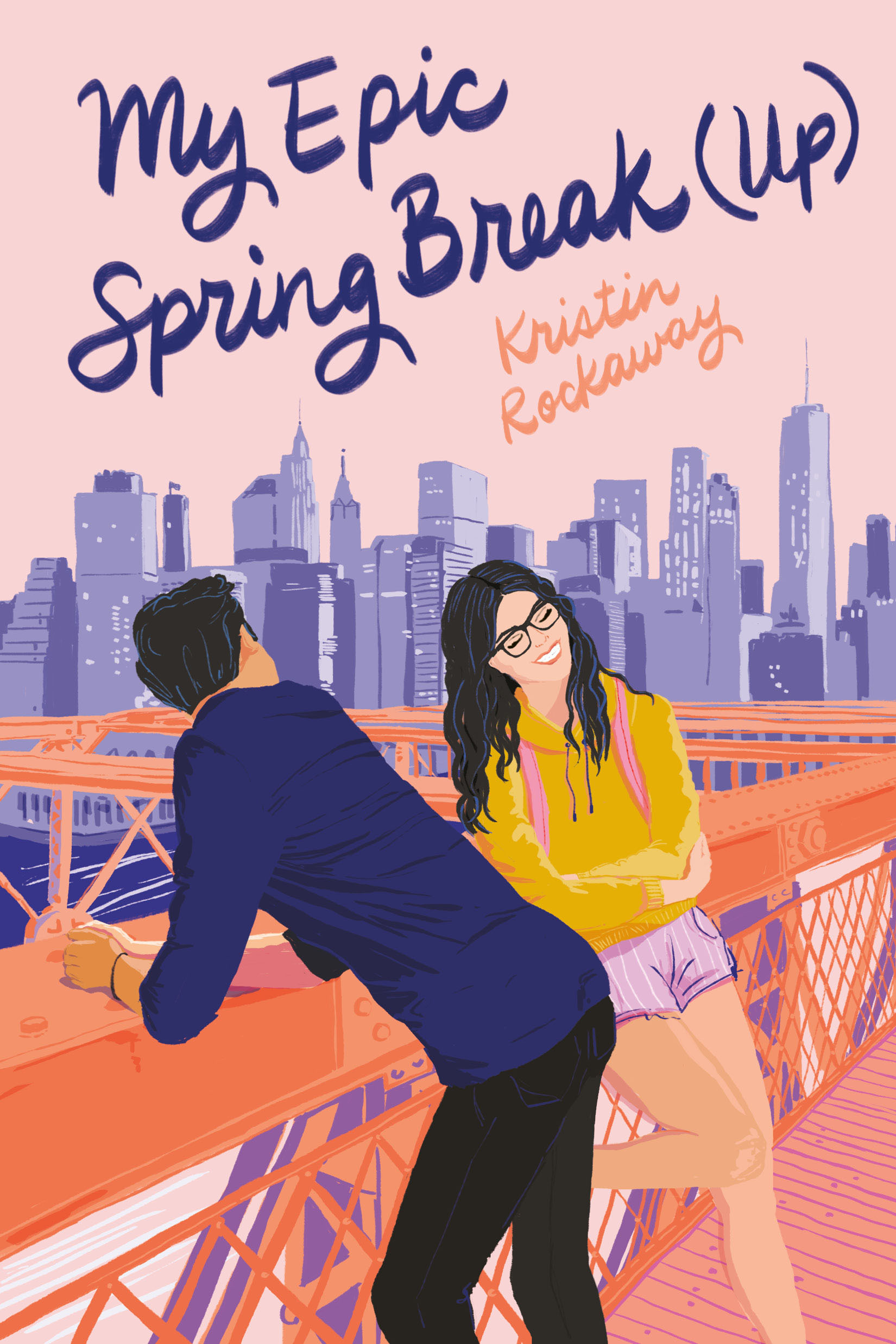 Book Review: My Epic Spring Break (Up) by Kristin Rockaway