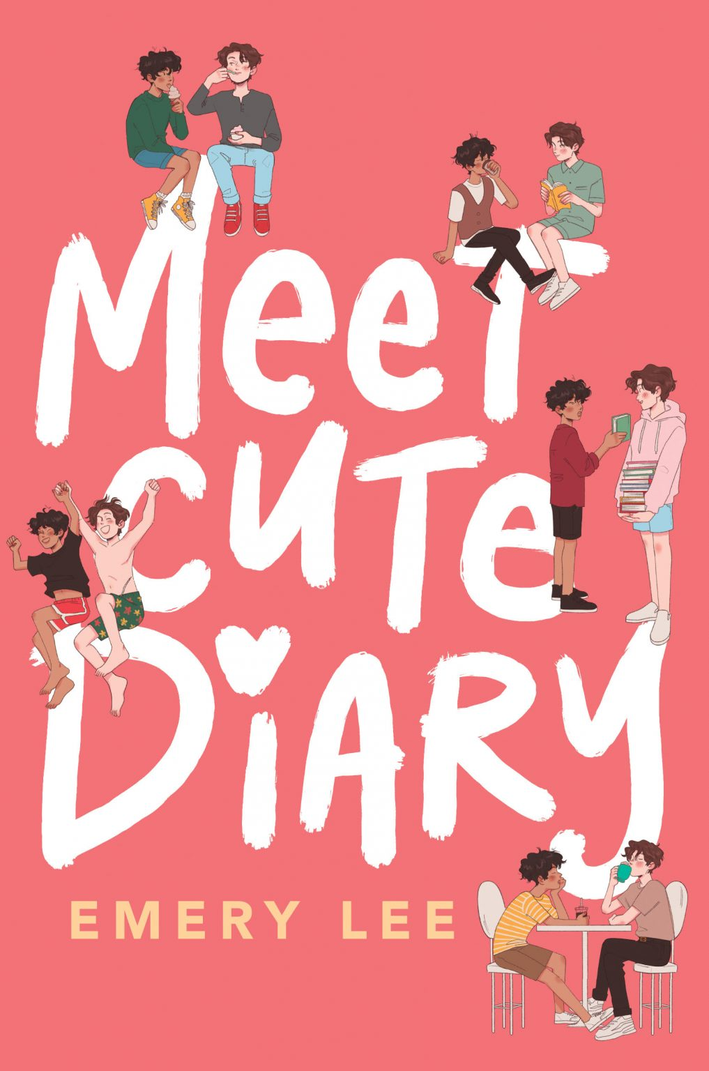 Book Review: Meet Cute Diary by Emery Lee