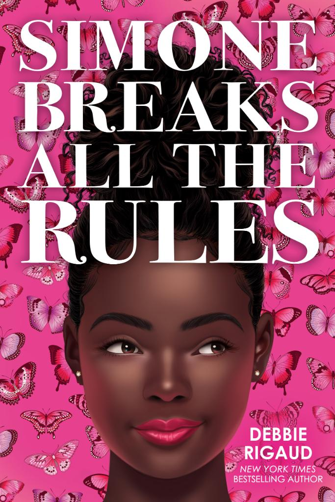 Book Review: Simone Breaks All the Rules (Book #1) by Debbie Rigaud