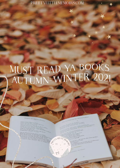 Must Read YA Books Autumn-Winter 2021