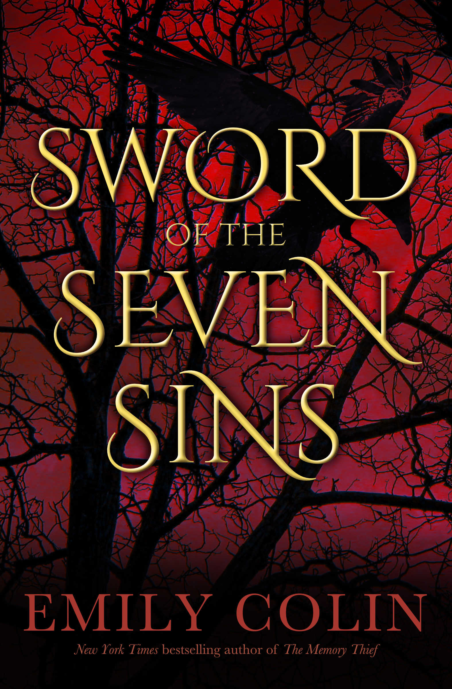 Book Review: Sword of the Seven Sins & Siege of the Seven Sins (The Seven Sins, #1 and #2) by Emily Colin