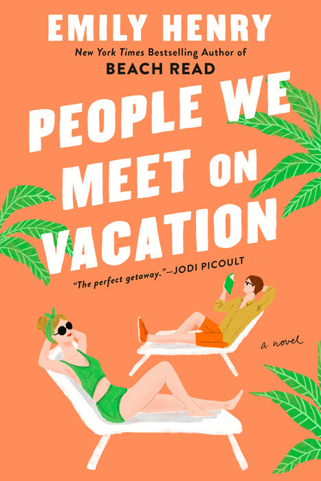 Book Review: People We Meet on Vacation by Emily Henry