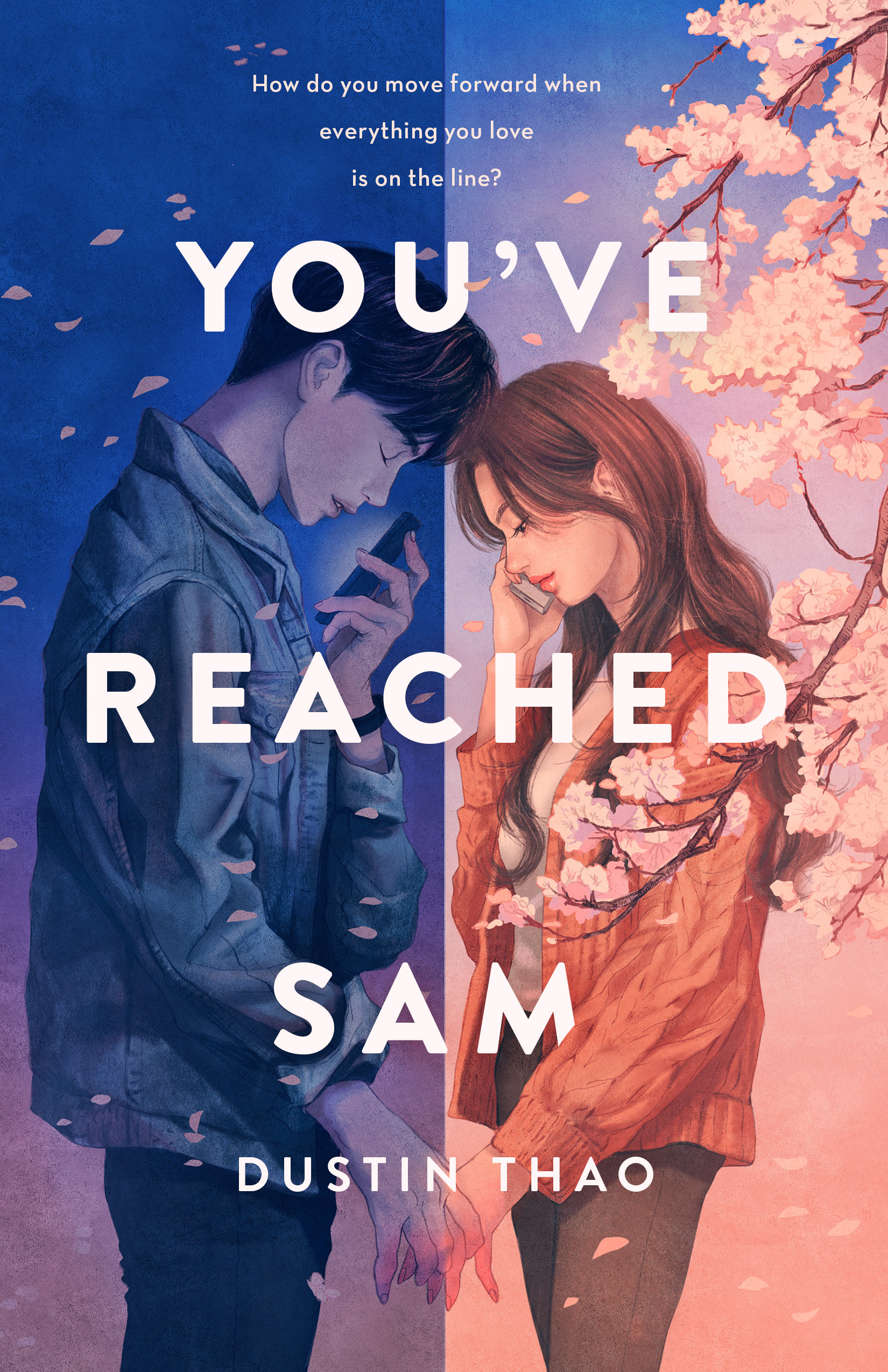 Book Review: You've Reached Sam by Dustin Thao