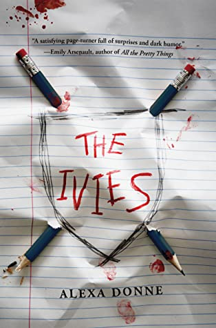 Book Review: The Ivies by Alexa Donne
